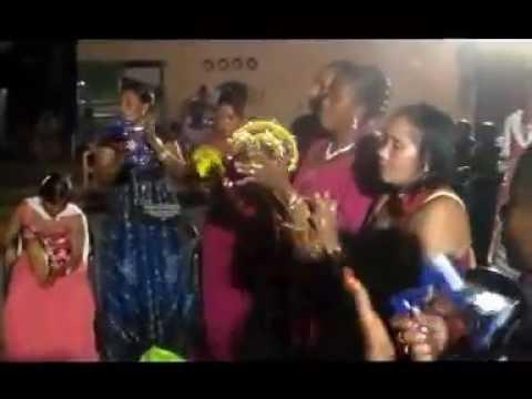 OUKOUBI Hadidja Ali Djomani Mboude à mayotte