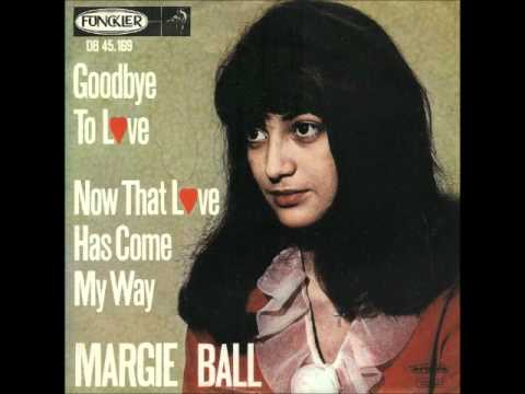 Margie Ball Goodbye To Love