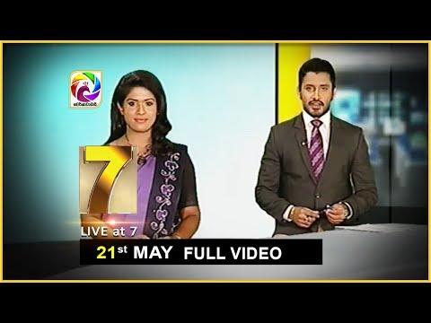 Live at 7 News – 2018.05.21