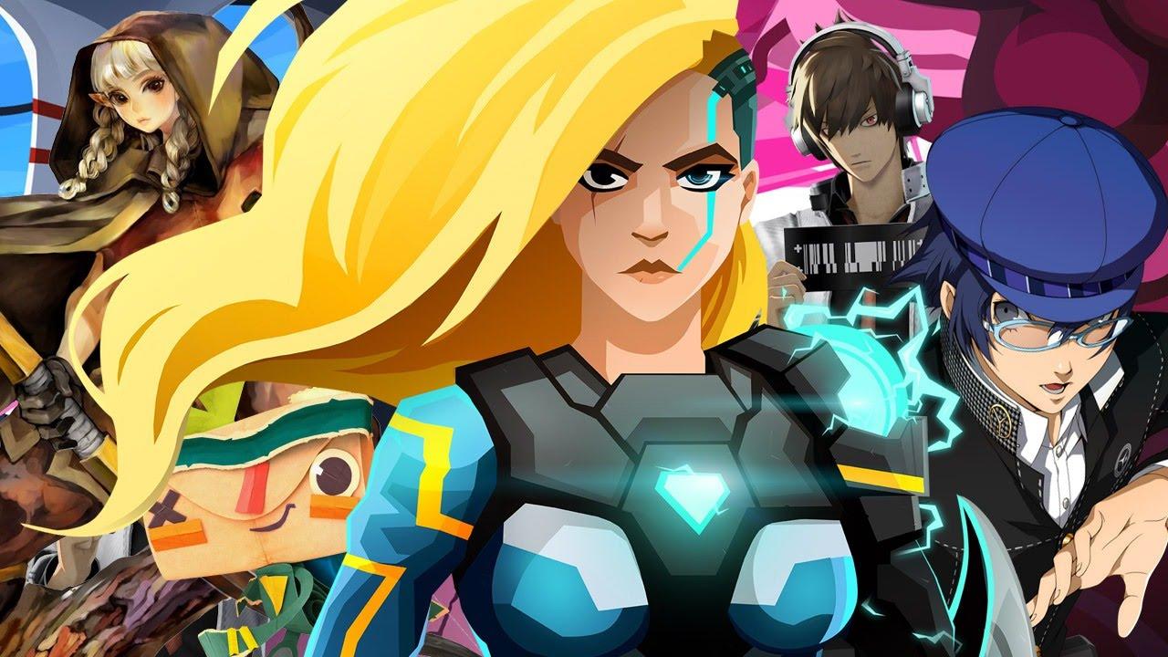 Best Ps Vita Games 2020 IGN's Top 25 PlayStation Vita Games   YouTube