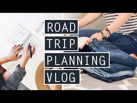 Driving Across Canada // Road Trip PLANNING W/ Google Maps // CANADA