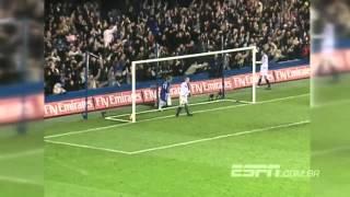 Chelsea 1 x 0 Everton - Campeonato Inglês 2004/2005