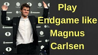 Learn From Magnus Carlsen