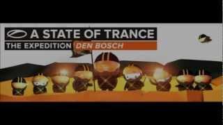 Indecent Noise Live @ ASOT 600 Den Bosch Full