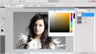 Tutorial Photoshop - Textura De Tela En Fotografía