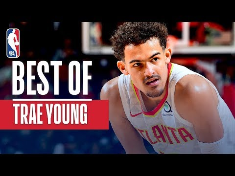 Trae Young's February Highlights | KIA East Rookie of the Month