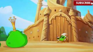Angry Birds Toons S01E34 King Of The Castle