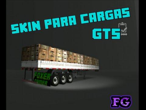 Como fazer uma skin personalizada para reboque 'Debora'  -  Grand Truck Simulator [Android] ou[PC]