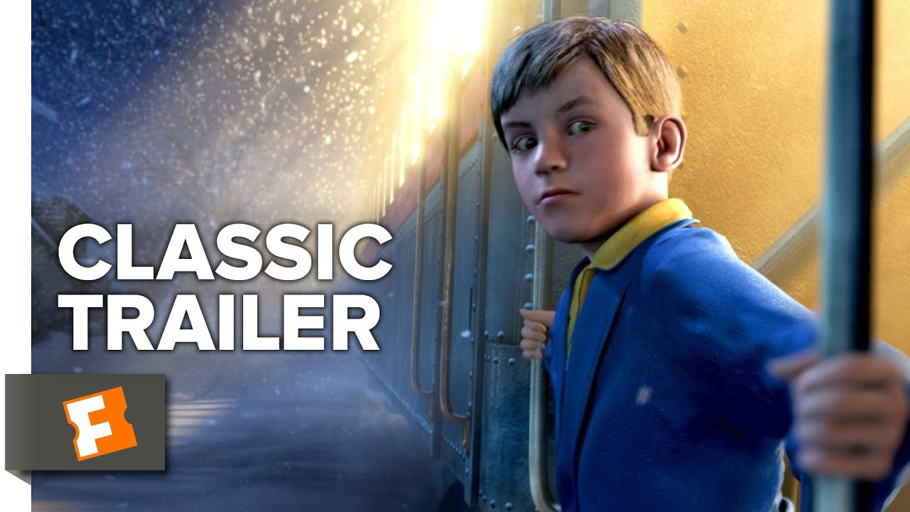 The Polar Express (2004) Official Trailer - Tom Hanks, Robert ...