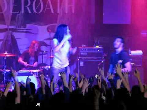 Underoath - Live at Billboards 1st October 2008