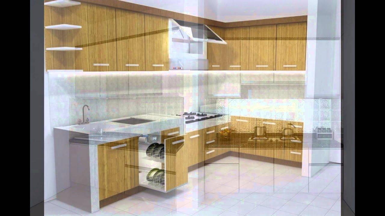 0898 6111 003 three harga kitchen set finishing hpl