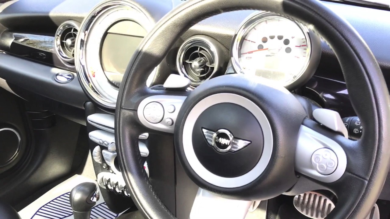 Mini Cooper S R56 Turbo Auto