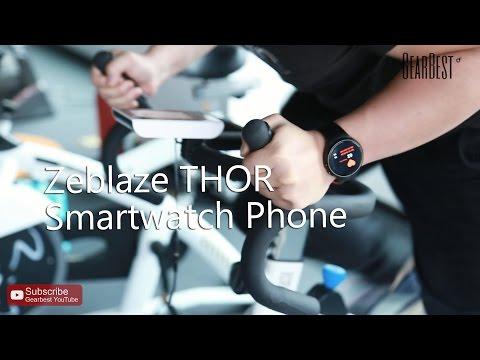 Is Zeblaze THOR smartwatch worth its money?