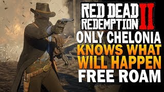 Only Chelonia Knows What Will Happen - Red Dead Redemption 2 [ RDR2 Xbox One X]