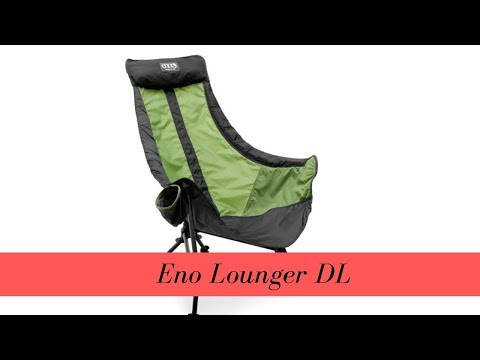 Ep. 53 ENO Lounger DL Staples InTents Review of a King's