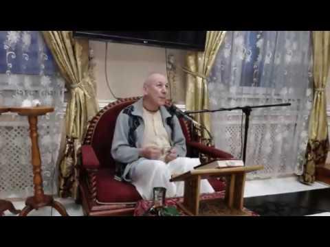 Шримад Бхагаватам 4.15.5-6 - Говинда Према прабху