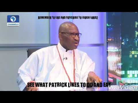 Download FUNNY:See what Hon. Patrick Obahiagbon enjoys doing