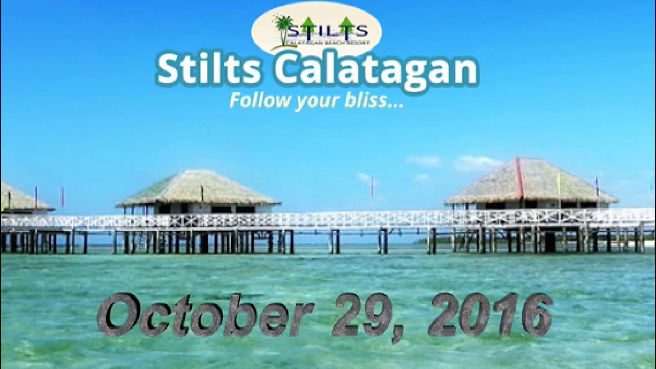 Stilts Calatagan Beach Resort