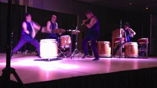 Winnipeg's own Fubuki Daiko drum ensemble were back once again to k...