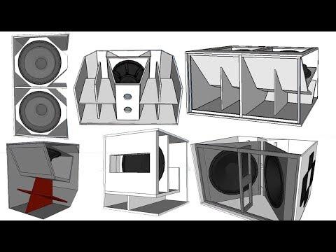 Professional Subwoofer Box Choosing Tips