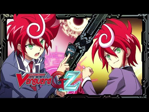 [TURN 1] Cardfight!! Vanguard G Z Official Animation - Chrono Taken
