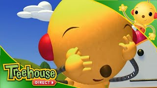 Rolie Polie Olie - Who's The Worstest? / Puzzle Peace / Robo Rangers - Ep.45