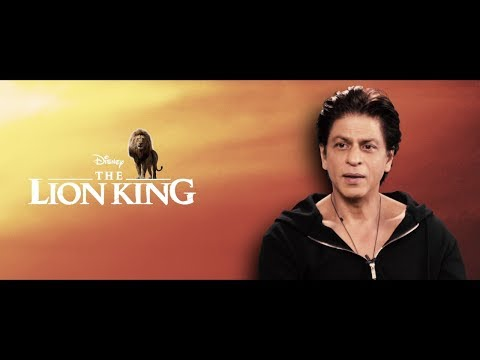 The Lion King | Mufasa - Shah Rukh Khan | Hindi | In Cinemas now