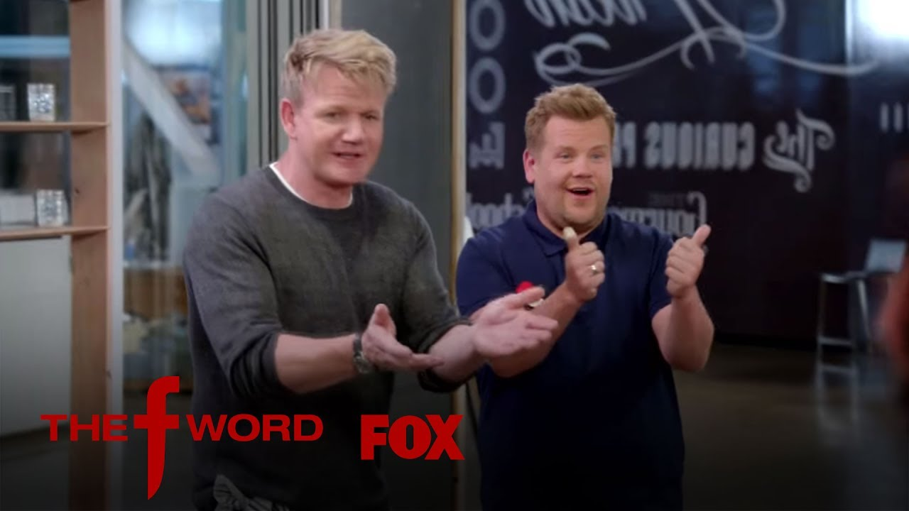 Download James Corden Joins Gordon Ramsay In The Kitchen | Season 1 Ep. 2 | THE F WORD