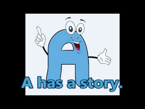The Alphabet Stories  (The Stories of ABCDE)