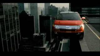 Ling Tan in Ad Campaign for Ford Edge, Spring 2007 Thumbnail