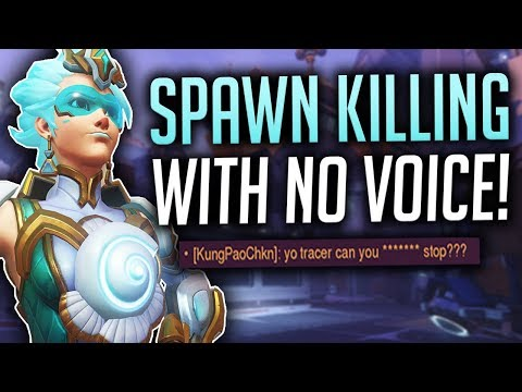 OVERWATCH WITH VOICE CHAT DISABLED
