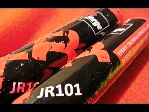JR101 POLENBÖLLER RAKETE
