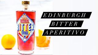 APERITIME Ep.2 Edinburgh Bitter Aperitivo spritz and sour recipes