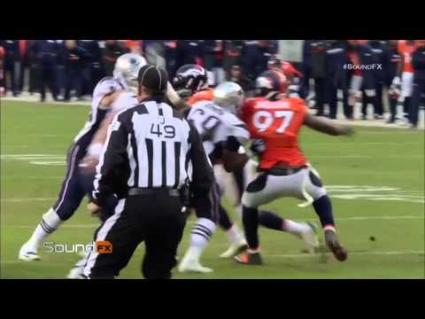 Broncos 2015 Postseason Highlights