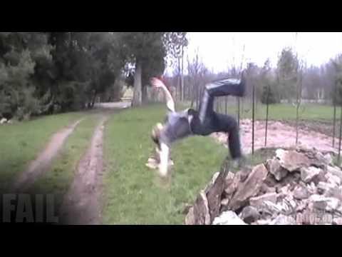 FAIL Blog  Outdoor Gymnastics FAIL