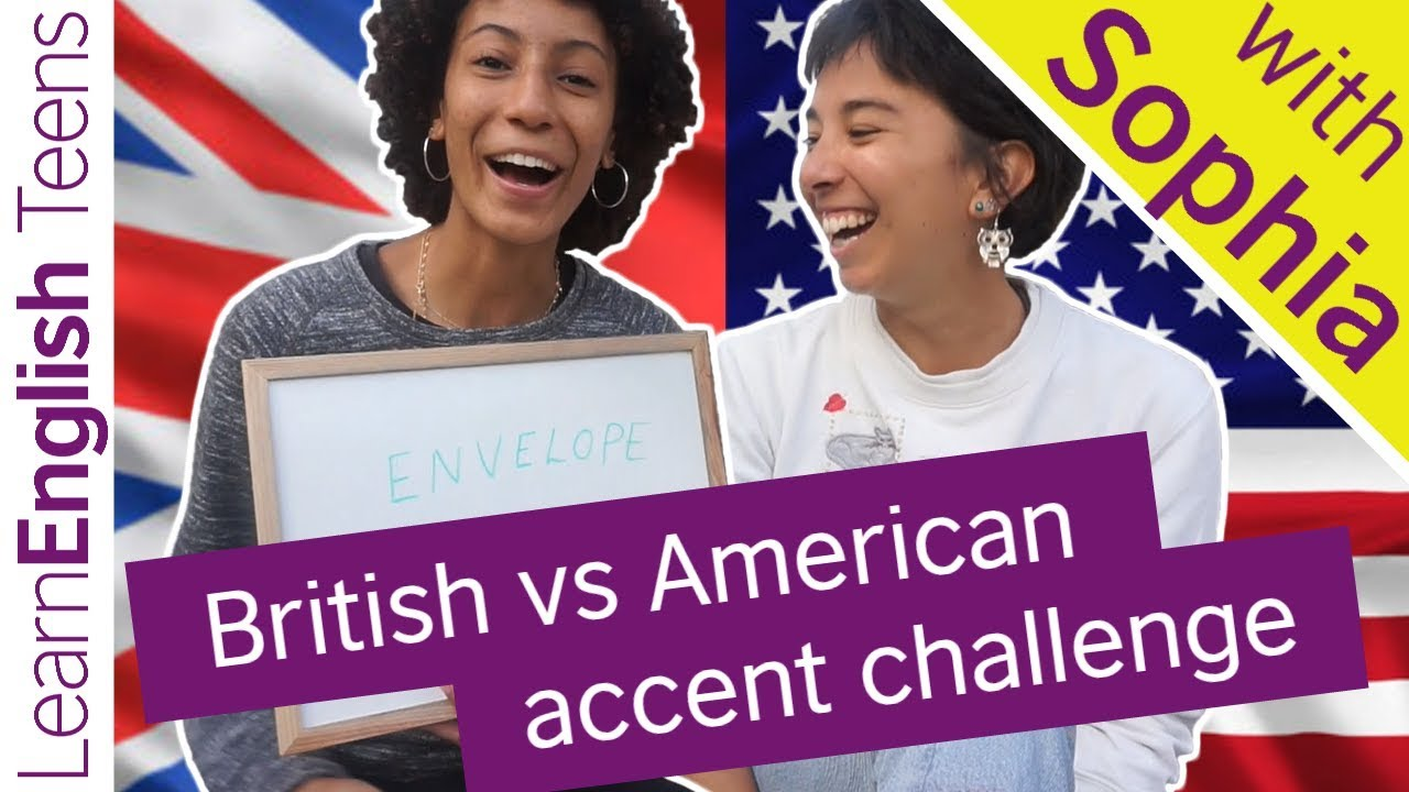 British vs. American accent challenge - LearnEnglish – British Council MENA 2018-01-18 12:58