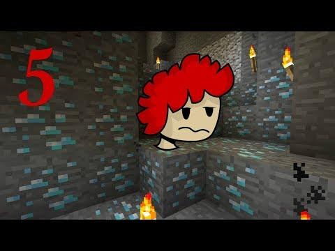 REDCORE   EPISODE 5    Just Boring Mining   Minecraft Fan HC