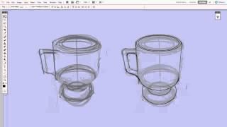 Ctrl+Paint — Основы рисования. Упрощение формы объекта. Урок 1