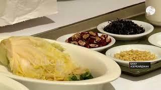 Корейские повара провели в Баку мастер-класс