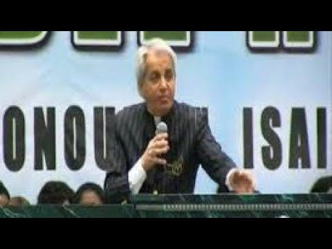 Benny Hinn - Who Is The Holy Spirit?