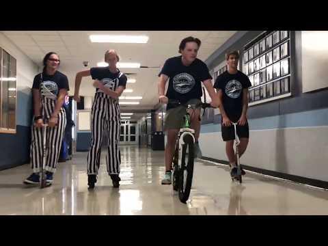 Zimmerman High School Pep Fest 2019