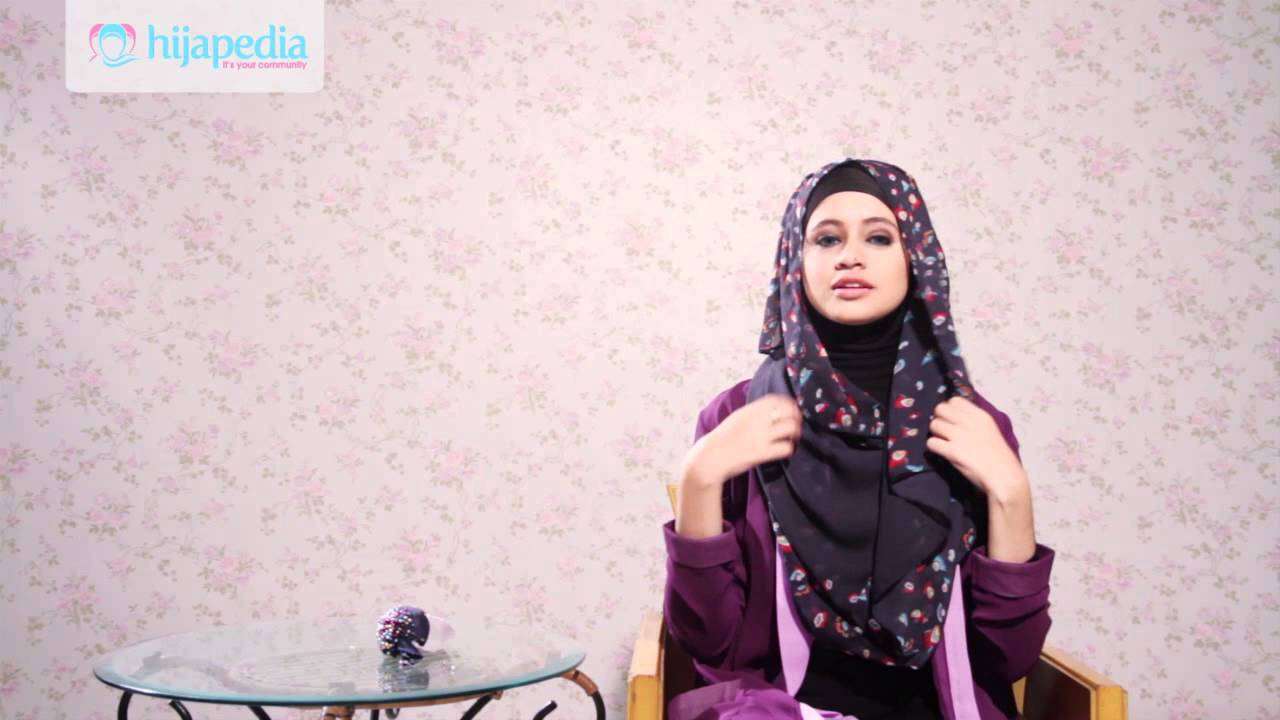 Hijab Tutorial Pashmina Simple YouTube