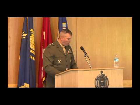2013 McCain Conference   LTG John Wissler USMC): Debt as domestic enemy.