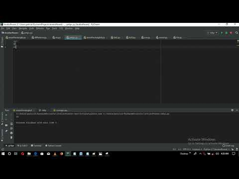 python tutorial-variables and  getting input thumbnail