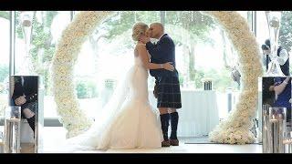 Danielle & Ashley | Wedding Film | Meldrum House Hotel | Aberdeenshire | Scotland