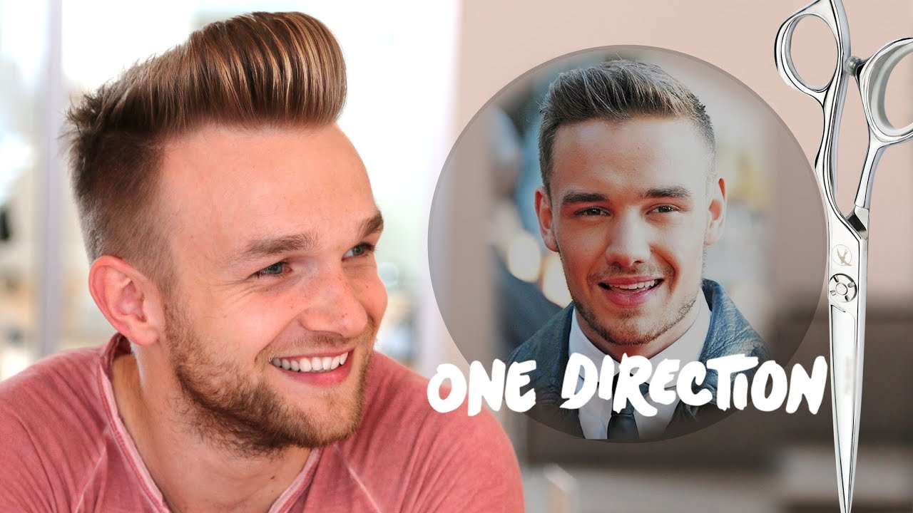 Undercut hair like Liam Payne - One Direction - YouTube