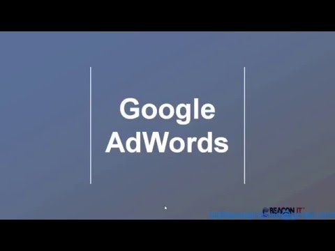Google Adwords  Paid Marketing Tutorial 01 ( Bangla )