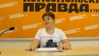 МастерШеф Дети (Владимир Мотричук)  -1