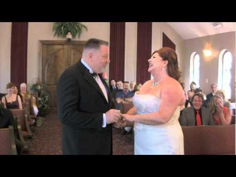 Anna Ford's Wedding Video