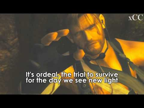 Metal Gear Solid 3 Snake Eater lyrics (HD)